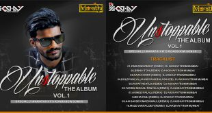 DJ Akshay From Mumbai - Unstoppable Vol. 1 (The Album)