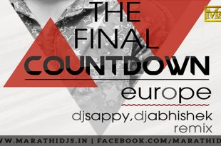 Final Countdown - DJ Abhishek & DJ Sappy